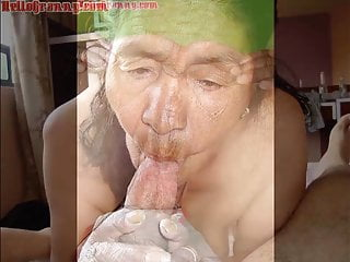 Hellograndmother bare mexican inexperienced grandmother Stuff
