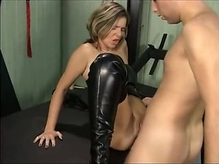 Mommy Milf Fucked by son part 1
