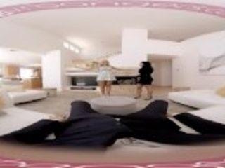 """VR PORN - Hot Busty Nina Elle Fuck Herself"""