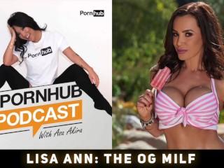 19.Lisa Ann: The OG MILF