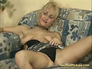 Step-mom picked up for ass fucking