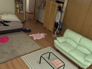 School Students Soaked Oma gets Adult Punishment by Big Knob - Japanese schoolgirl