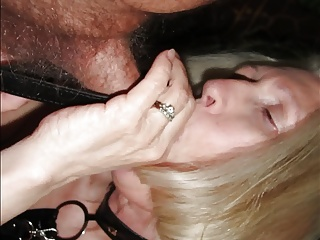 leashed whore sue palmer sucking cock