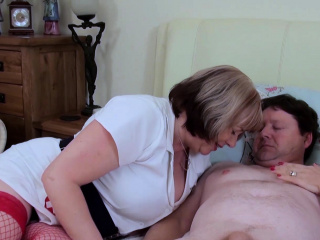 AgedLovE super-naughty Nurses from Nasty therapists polyclinic