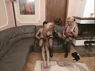 Amateur mature swingers threesome sex