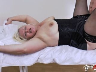AgedLovE rubdown heads insatiable highly promptly