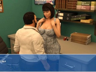 Cuckold H.&Slutty W: Married Wife And A Horny Boss-Ep13