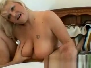 Crazy flashes her juggs and inhales man-meat