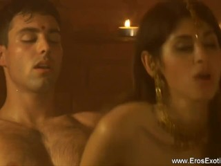 Exotic paramours From India Having fuck-fest