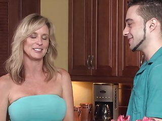 Mommy penetrates Her Unwanted sonny