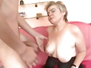 Exited Granny with a cock R20