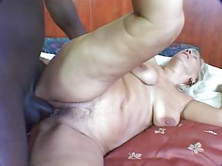 Mature Blonde ButtFucked