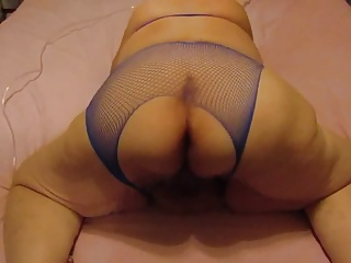 hot new panties on her