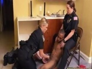 Farm milf Black Male squatting in home gets our mummy officers squatting on his face.