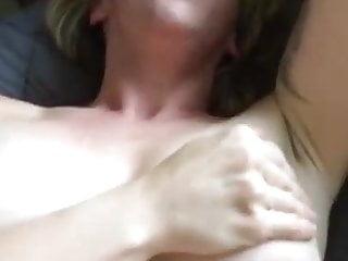 Platinum-blonde nymph, slow bang, adorable prick