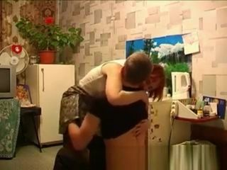 Russian cougar Home ravage Time youthfull boy spycam 75
