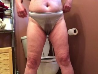 Pissing In My Satin Panties, Come Here Toilet Boy - TacAmateurs