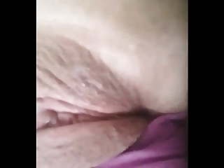 Horny Wife cums for me