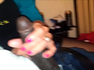 Mature czech ash-blonde in unexperienced point of view