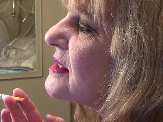 Side View Smoking Closeup - TacAmateurs