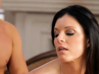 Astounding mature India Summer fucked by monster meat member