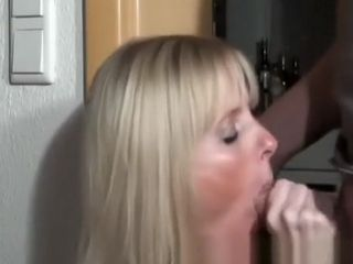 Kinky unexperienced cougar deep-throats and porks with money-shot