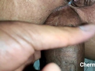 Pinay wife first time anal