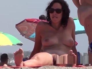 Humungous vulva humungous bud nude naturist mummies Beach hidden cam Spycam