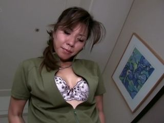 Astounding asian model in insatiable rubdown, Mature JAV vid