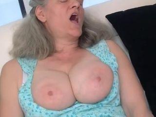 Grannie needs a rock hard man-meat!