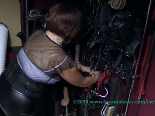 Dyke Time Fun With Barby Slut Pt1 - CurvyClaire