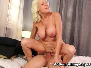 Anal on demand - Madison Paige and Peter Green - 40SomethingMag