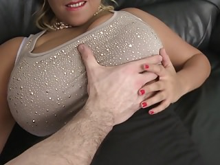 Posh busty mothers having sex with boys