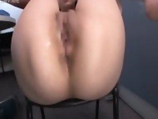 Shaved Naked Slave Big Tits Wife Has Been Shaved