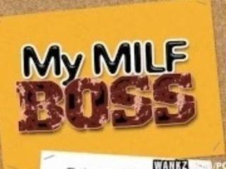 """WANKZ- Milf Boss Kali Kavalli"""