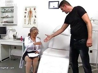 cum extracted by mature nurse alena