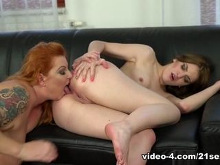 Tammy Jean in Lusty girl/girl delights - 21Sextreme