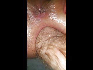 wife fist and DP