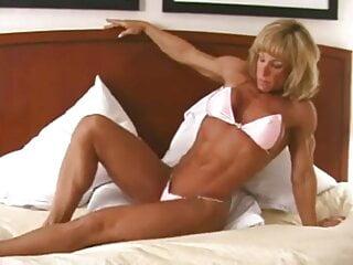 Mature Bedroom Flexing