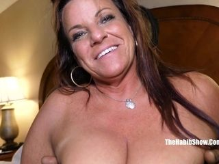 Super Obese Amateur Mommy Interracial Sex