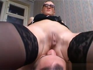 Incredible porn movie Stockings exclusive , watch it