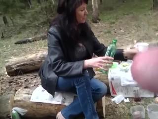Дрочу на зрелых женщин