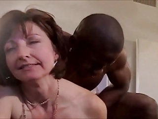Classic hotwife interracial DP