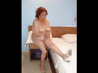 OmaGeiL Granny cut-down piling Slideshow