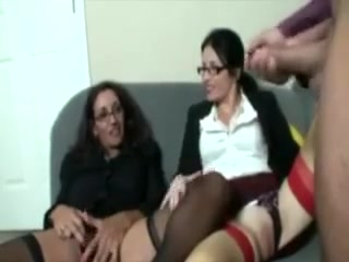 Insane cougar Tug pink cigar Together And Cant Get Enough
