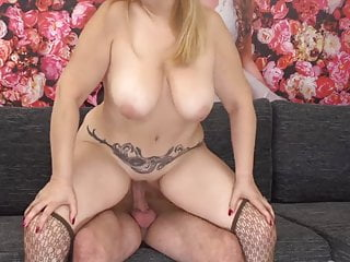 2 moms with meaty SAGGY breasts pound studs