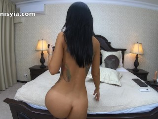 Voluptuous striptease done right - anisyia livejasmin in 4k @60fps