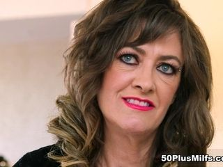 Getting to know a real Babe - Babe Morgan - 50PlusMILFs