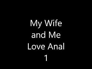 Assfucking my wife
