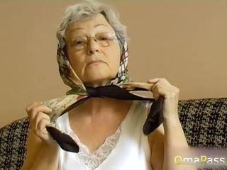 OmaPasS Mature Ladies and Grannies Compilation